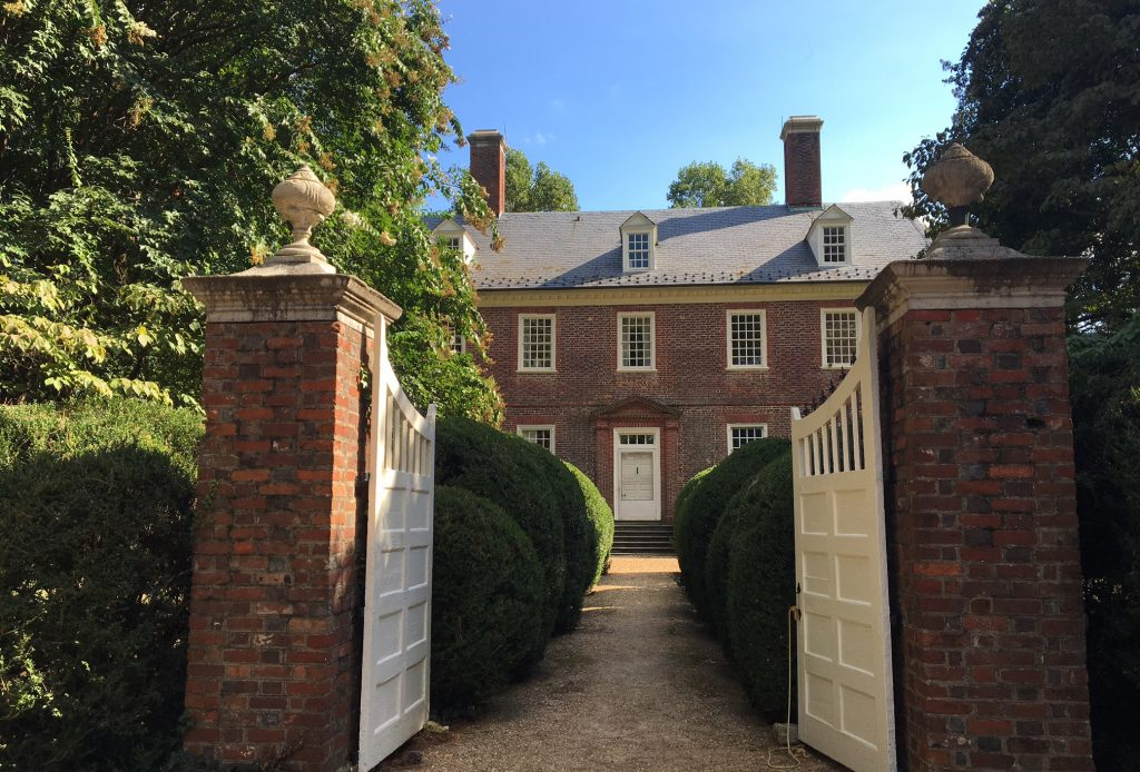 The Berkeley Plantation offers tours of the home and self-guided tours of the property. (Cheryl Welch | Travel Beat Magazine)