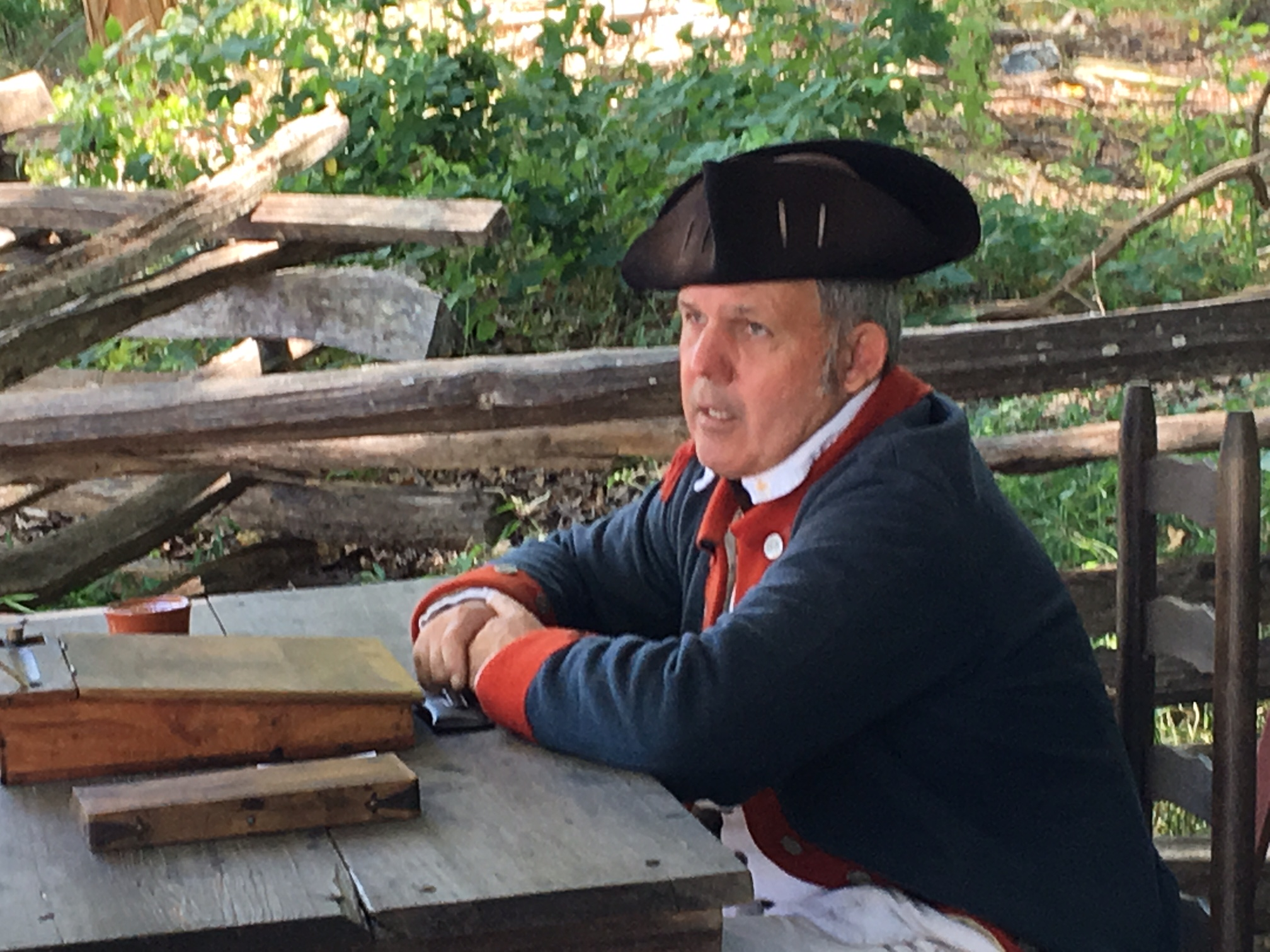 Yorktown Victory Center has a living history component of a first-class museum. (Cheryl Welch | Travel Beat Magazine)