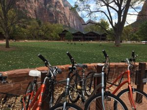 The lodging within Zion National Park has a lot to offer to those seeking solitude and convenience to the park's many offerings. (Cheryl Welch | Travel Beat)
