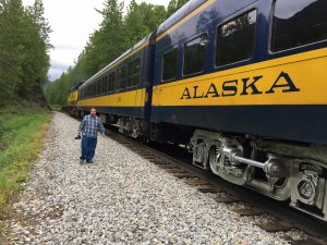 The Alaska Railroad offers several daytrips for folks who have wheels. (Cheryl Welch | Travel Beat)