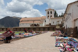 Chinchero is a delight for visitors. (Kevin Kaiser | Travel Beat Magazine)