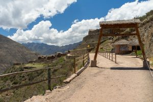 Culturally significant Incan sites such as the Pisac Ruins form a cornerstone of Peru's economy. (Kevin Kaiser | Travel Beat Magazine)