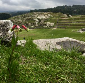 Sacsayhuaman is a beautiful Incan ruin just outside Cusco. (Kevin Kaiser | Travel Beat Magazine)