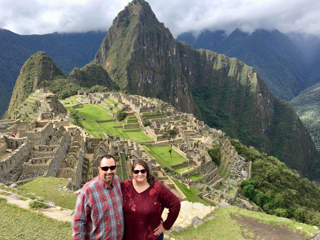 Cultural treasures abound while trekking to Machu Picchu. (Kevin Kaiser | Travel Beat Magazine)