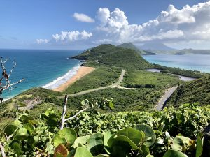 St. Kitts is a laid-back island that seems to be sunny year-round. (Kevin Kaiser | Travel Beat Magazine)